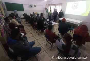 Prefeitura de Jacarezinho garante apoio a coletores de reciclados - Tribuna do Vale