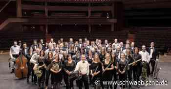 Stadtorchester Friedrichshafen spielt endlich wieder - Schwäbische