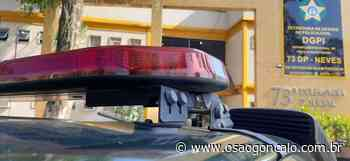 Homem é preso com drogas no Boa Vista, em São Gonçalo - O São Gonçalo