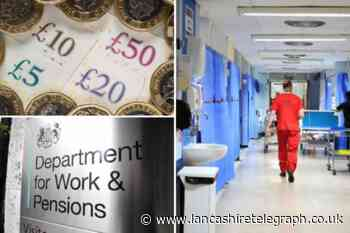 Universal Credit: 660,000 NHS and key workers will see income slashed