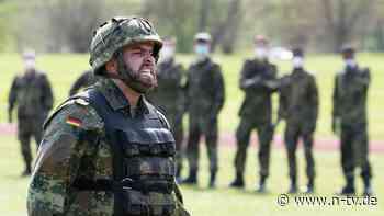 Bundeswehreinsätze mit Folgen: Soldaten immer häufiger traumatisiert