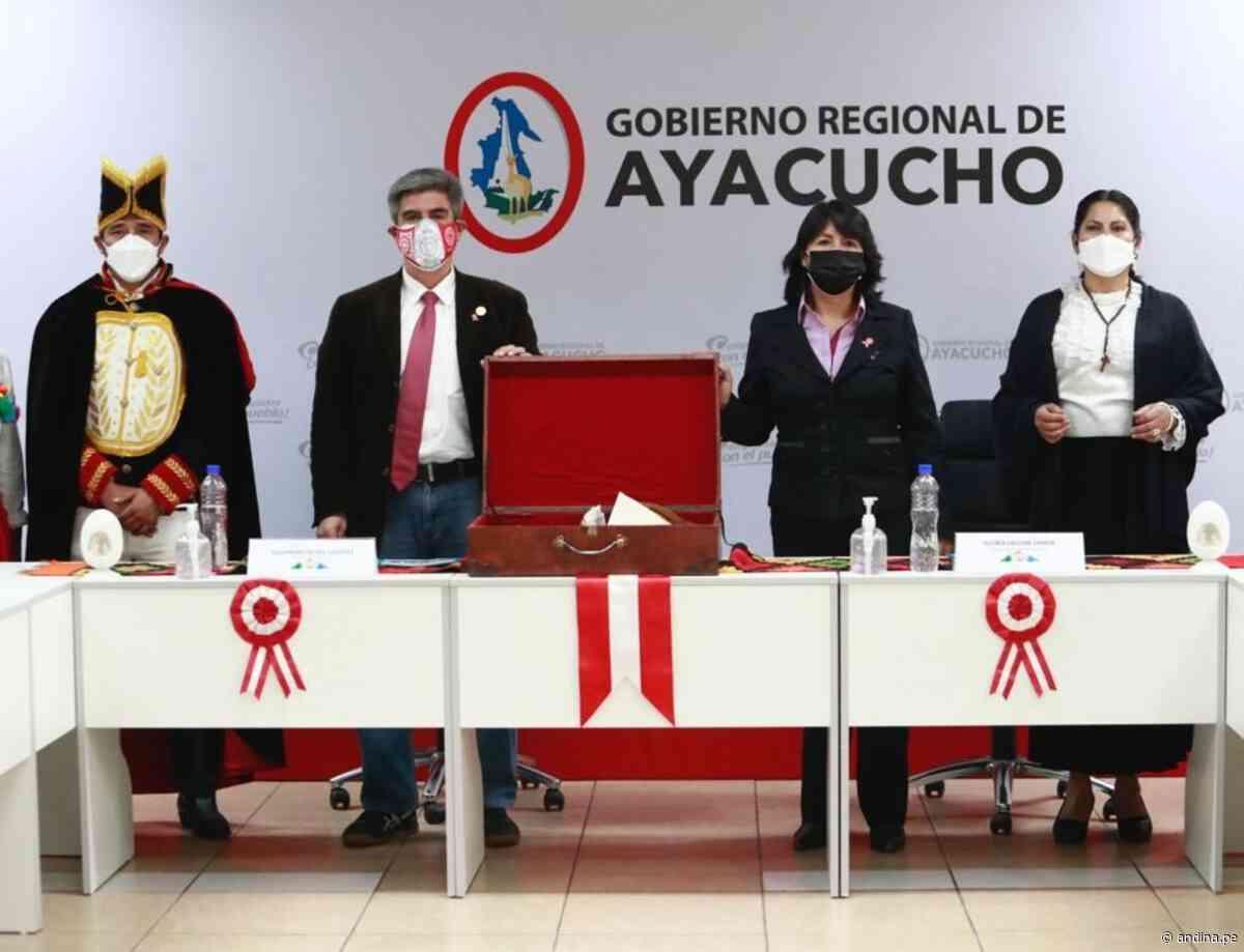 Ayacucho: Ministerio de Cultura lanza proyecto Tras las huellas de la Independencia - Agencia Andina