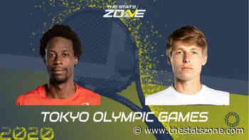 Men's Olympic Tennis First Round – Gael Monfils vs Ilya Ivashka Preview & Prediction - The Stats Zone