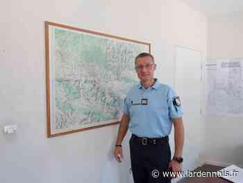 Le capitaine Ravenel quitte la compagnie de gendarmerie de Sedan - L'Ardennais