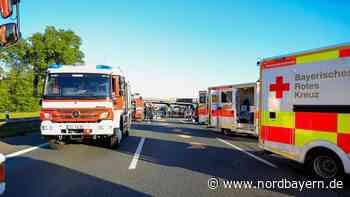 Frontal in Laster gefahren: Mann stirbt bei Unfall in Mittelfranken - Nordbayern.de