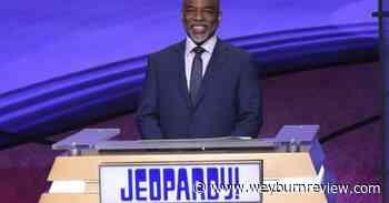 LeVar Burton: 'Jeopardy!' host gig began 'scary,' ended fun - Weyburn Review