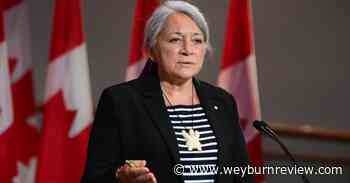 Incoming governor general Mary Simon has first audience with Queen - Weyburn Review
