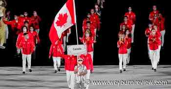 Olympic Roundup: Small, enthusiastic contingent represents Canada at opening ceremony - Weyburn Review