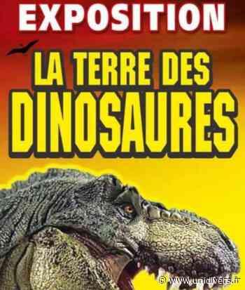 La Terre des Dinosaures à Vire Rue de l'hippodrome vendredi 6 août 2021 - Unidivers