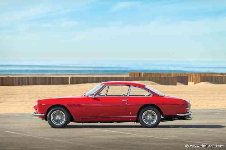 World's Oldest Ferrari 'Barn Find' Uncovered In Australia… & It's Beautiful