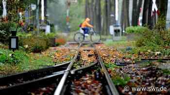 13-jähriges Mädchen in Rheinzabern beinahe von Zug erfasst - SWR