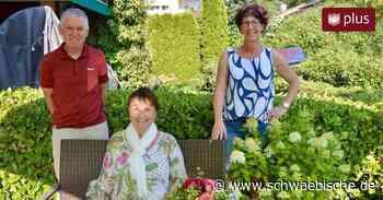 Nach Sturz in Friedrichshafen: Frau trifft Lebensretter - Schwäbische