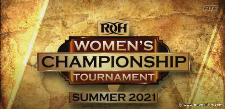 ROH Women's Tournament Kicking Off On July 31 With Three First Round Matchups