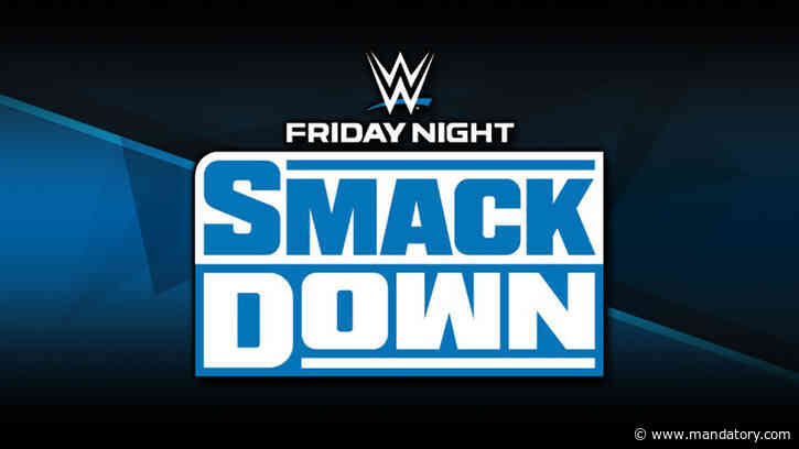 WWE Friday Night SmackDown Results (7/23/21)