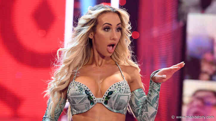 Carmella On The Newcomers To SmackDown's Women's Division: It's 'A Perfect Time' To Add New Faces
