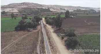 Chimbote: Canal Oruna, de 9 kilómetros, es inaugurado en Cascajal - Diario Correo