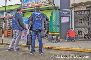 CLAUSURAN DISCOTECA-BAR QUE OPERABA ILEGALMENTE EN CHIMBOTE - Diario de Chimbote