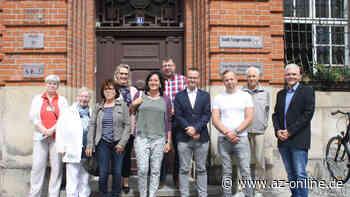 Eine Delegation aus Templin besuchte kürzlich Tangerhütte und gab wertvolle Tipps zur Ankurbelung des Touri... - az-online.de