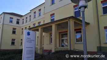 Kliniken in Schwedt und Templin lockern Besucherregeln - Nordkurier