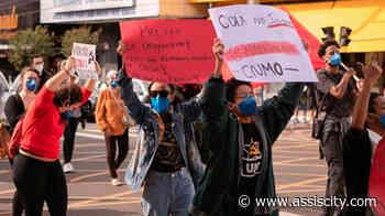Grupo realiza protesto em Assis contra Governo Bolsonaro - Assiscity