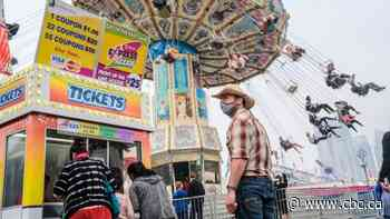Spending grew at hotels, bars and restaurants in Alberta during the Calgary Stampede