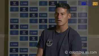 El respeto que tiene James por Gamero y Millonarios - AS Colombia