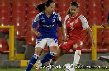 Millonarios y Santa Fe empataron sin goles en la Liga femenina - HOY DIARIO DEL MAGDALENA