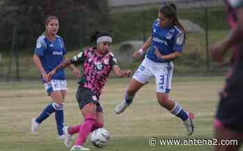 EN VIVO: Millonarios vs Santa Fe; Liga Betplay Femenina, fecha 3 - Antena 2