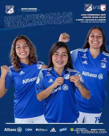 Las cuotas de apuestas para Millonarios vs Santa Fe por la Liga BetPlay Femenina   Fanaticadas - Futbolete