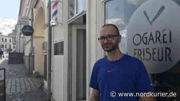 Frisörmeister aus Neustrelitz lässt sich nicht einschüchtern - Nordkurier