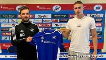 TSG Neustrelitz verpflichtet polnisches Abwehrtalent - Sportbuzzer