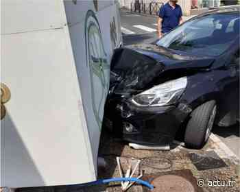 Yvelines. Une voiture percute le cabanon du carrousel de Rambouillet : plus de peur que de mal ! - actu.fr