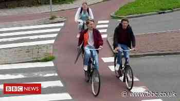 Tips from the Netherlands on how to build a nation of cyclists
