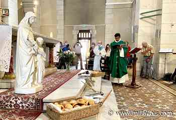 Millau va célébrer Sainte-Anne, patronne des gantiers et des mégissiers - Millavois.com