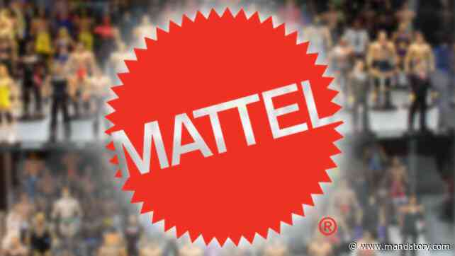 Mattel WWE San Diego Comic Con 2021 Coverage (Photos)