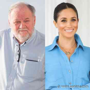 Thomas Markle Claims He Plans to Petition Court to See Meghan Markle and Prince Harry's Children
