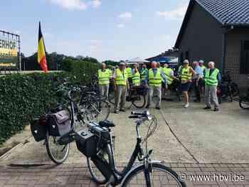 Okra Grote-Brogel gaat op bedevaart naar Heppeneert - Het Belang van Limburg