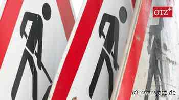 Kahlaische Straße in Jena teilweise wieder frei