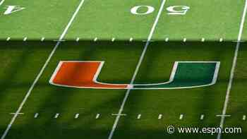 Miami Hurricanes S Avantae Williams dismissed from football team after domestic violence arrest - ESPN