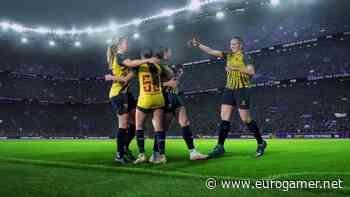 Football Manager is finally getting women's football - Eurogamer.net