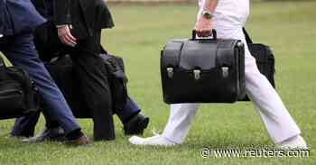 How safe is the U.S. president's 'nuclear football'? Pentagon watchdog to find out - Reuters
