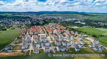 Bei neuen Baugebieten in Besigheim: 20 Prozent günstige Wohnungen - Bietigheimer Zeitung