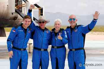 Jeff Bezos: Millonarios espaciales   Gente - EL PAÍS