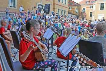 Ein wichtiges Konzert für die Kinder - Freie Presse