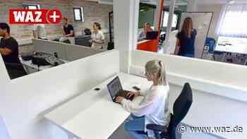Auf Prosper III in Bottrop werden Studierende zu Gründern - Westdeutsche Allgemeine Zeitung