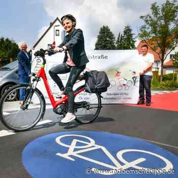 Drei neue Fahrradstraßen in Bottrop - Radio Emscher Lippe