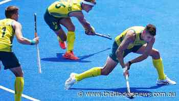 Kookaburras forced to dig deep, beat Japan - The Flinders News