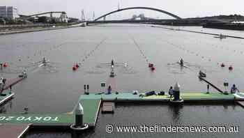 Aussie rowing pairs in winning Games start - The Flinders News