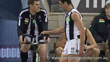 Pendlebury's AFL season could be over - The Recorder