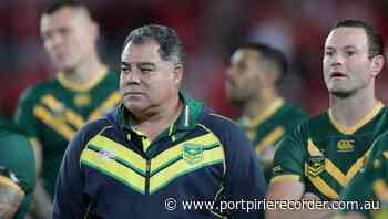 Kangaroos, Kiwis coach want RLWC postponed - The Recorder